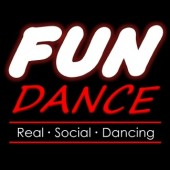 Fun Dance Houston Social Logo