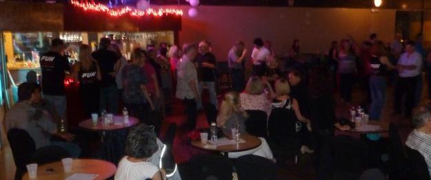 Social Dancing at Melody Club