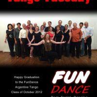 Argentine Tango Fun Dance Houston