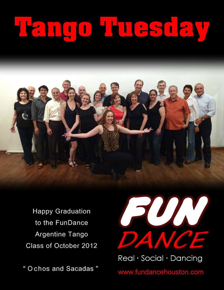 Argentine Tango Fun Dance Houston